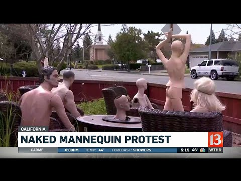 Otis - Man Puts Naked Mannequins In Yard To Get Back At Obnoxious Neighbor