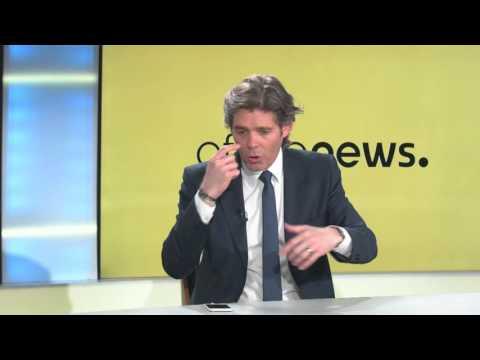 Lancement TV Africanews : conference de presse Michael Peters