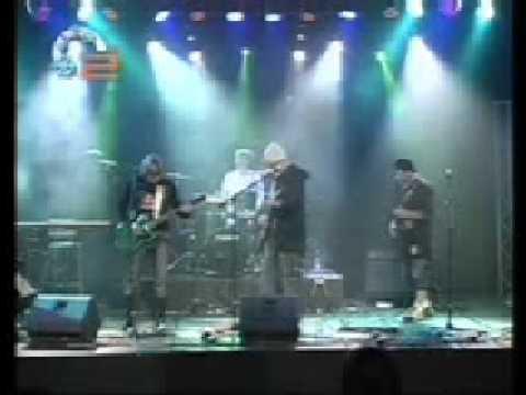 Gorky park-Ocean (Live at O2TV, 25/02/09)