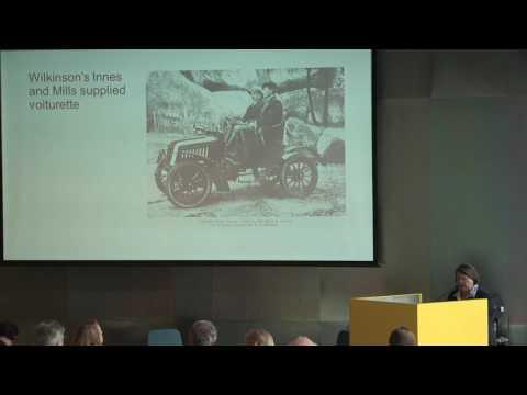 Jenny Fawbert - Vintage Motor Club