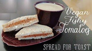 Nocrell In Tomato Spread | Vegan Makrell i Tomat Recipe