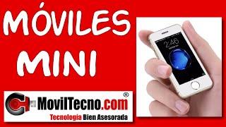 Mini Móviles pequeños con WhatsApp – MovilTecno.com