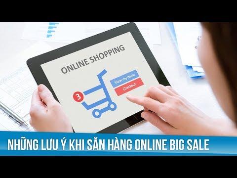 Mẹo mua sắm Online an toàn và tiết kiệm