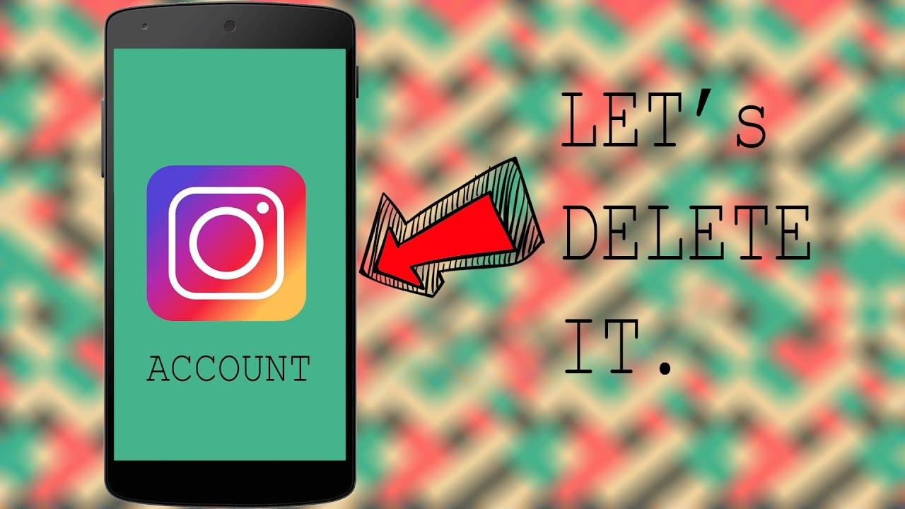 How To Delete Instagram Account Permanently?