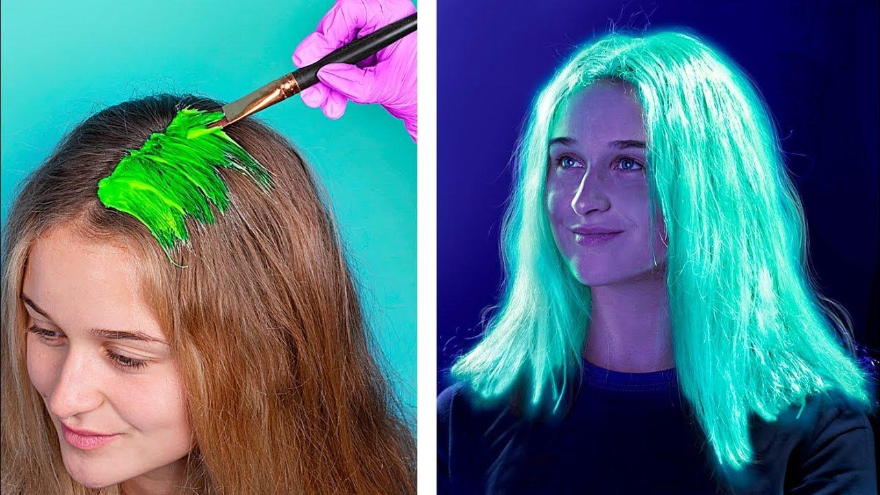 14 летних лайфхаков для волос