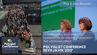 Investigating self-directed learning in an online community:  the Add1Challenge