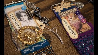 Paper Clip Embellishment Share and Tutorial