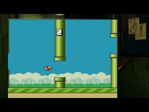 Flappy Bird Easter Egg - FNaF 3