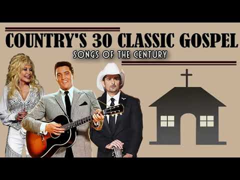 The Very Best Country Gospel Songs Greatest Old Country Gospel Music Hits Collection Youtube