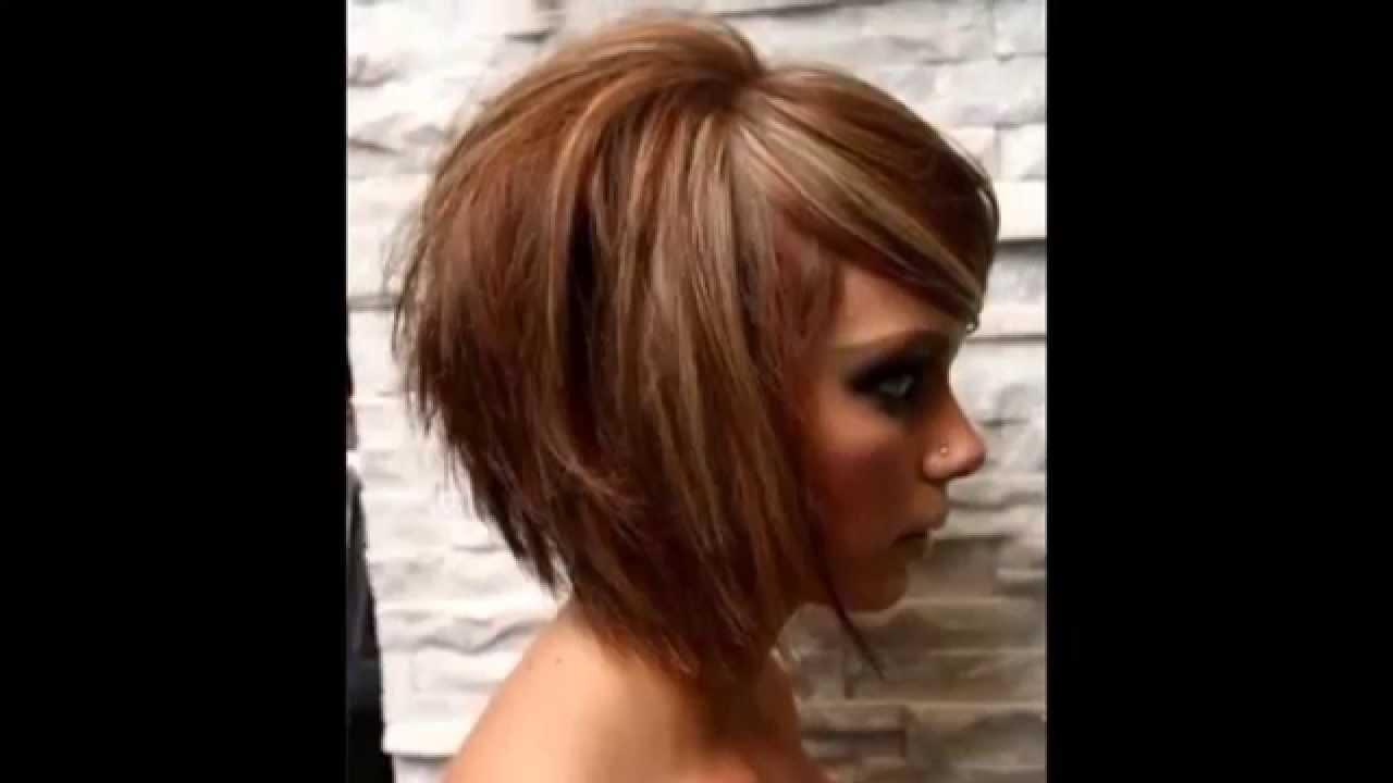 Mod Les De Coupes De Cheveux Mi Longs 2014 Youtube