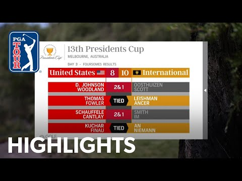 Highlights | Day 3 | Presidents Cup 2019