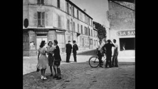 LA BOHEME. C. AZNAVOUR. J. GROBAN. R. DOISNEAU + LYRICS (paroles).