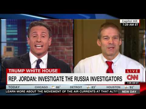 Rep. Jim Jordan (R-OH) on op-ed calling for Comey, Lynch hearings