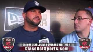 Yonder Alonso Exclusive Interview w/ Jared Ginsberg of Class Act Sports (April 3, 2013)