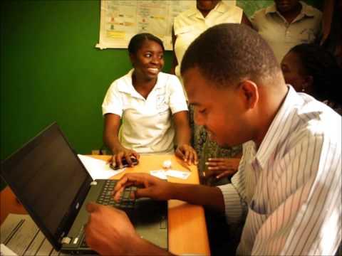 TaiwanHIS : Happy Trial Test In Hospital Saint-Michel De L'Attalaye, Haiti