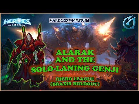Grubby | Heroes of the Storm - Alarak and the Solo-laning Ge