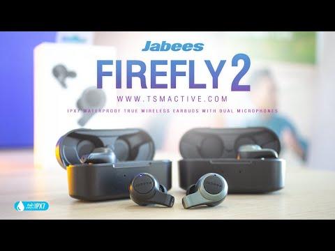 รีวิว Jabees FireFly 2 หูฟังรุ่นนี้ใส่ว่ายน้ำได้จริงหรอ ?