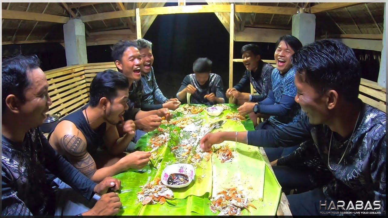 EP313-Part 2 - Barracuda, Alimasag, at Hipon | Huli sa Baklad | Occ. Mindoro