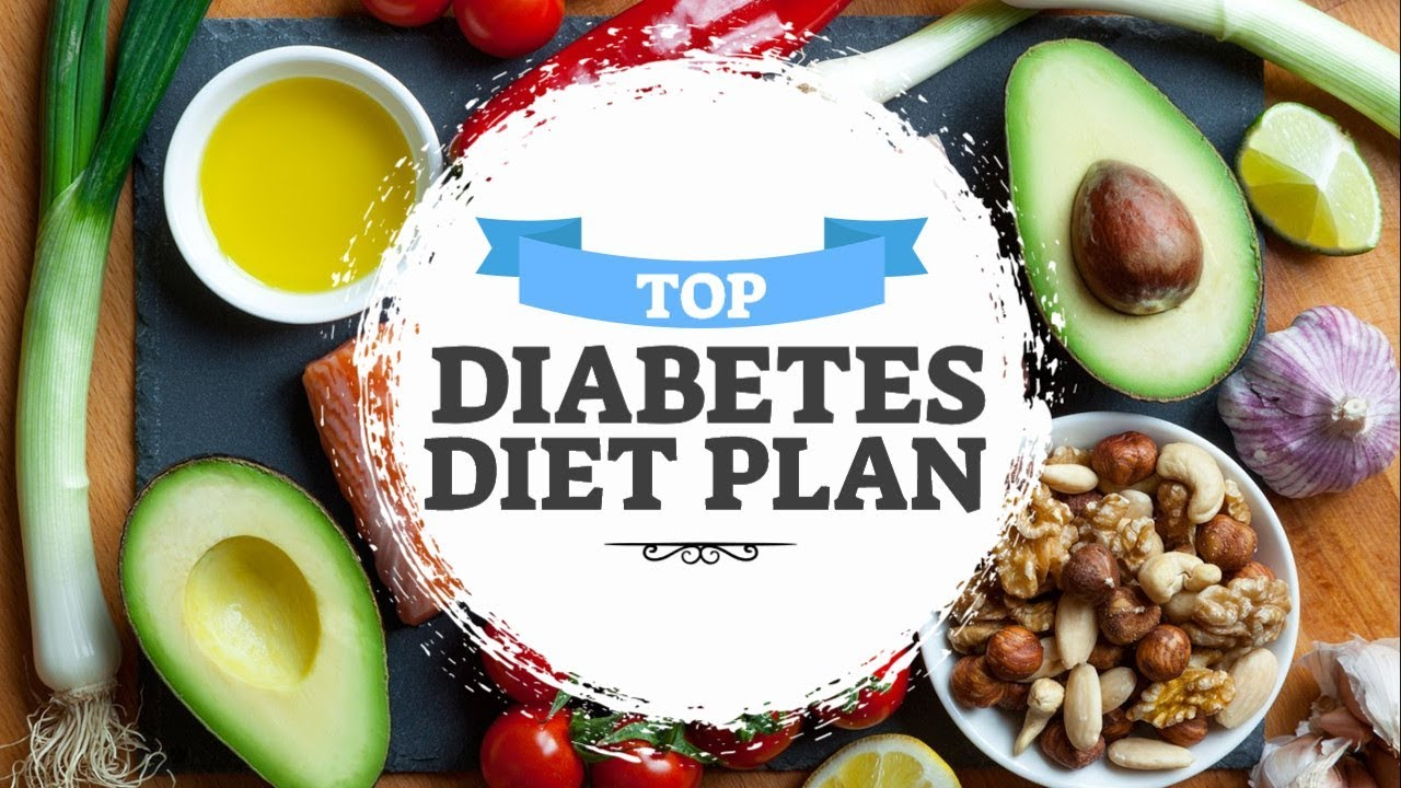 Simple Diabetes Diet Plan For Weight Loss