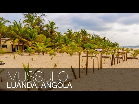 Paradise Island | Mussulo, Luanda, Angola