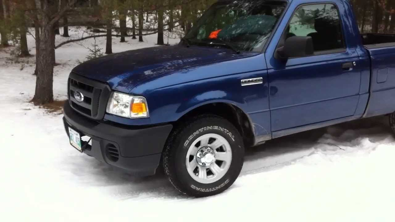 ford ranger 2.3l 4 фото