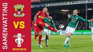 Samenvatting Go Ahead Eagles - FC Dordrecht (2018/2019)