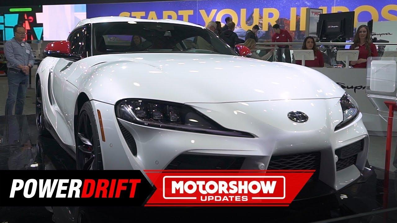3d69d519ba6d9f 2020 Toyota Supra Launch Edition : For the collectors : 2019 Detroit ...