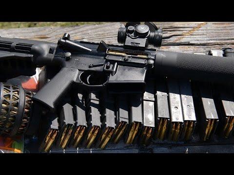 AR-15 Magazine Torture Test: Part 1