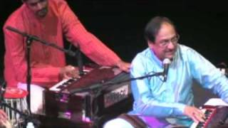 Ustad Ghulam Ali accompanied by Salar Nader (Desciple of Ustad Zakir Hussain)