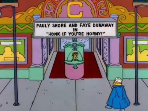 The Simpsons neuken geil
