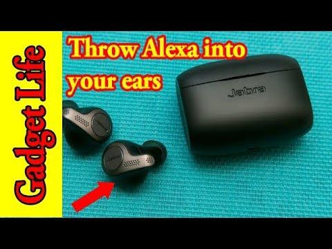 79b7071193b Jabra Elite 65t | Jabra's truly wireless earbuds throw Alexa into your ears  - Gadget Life