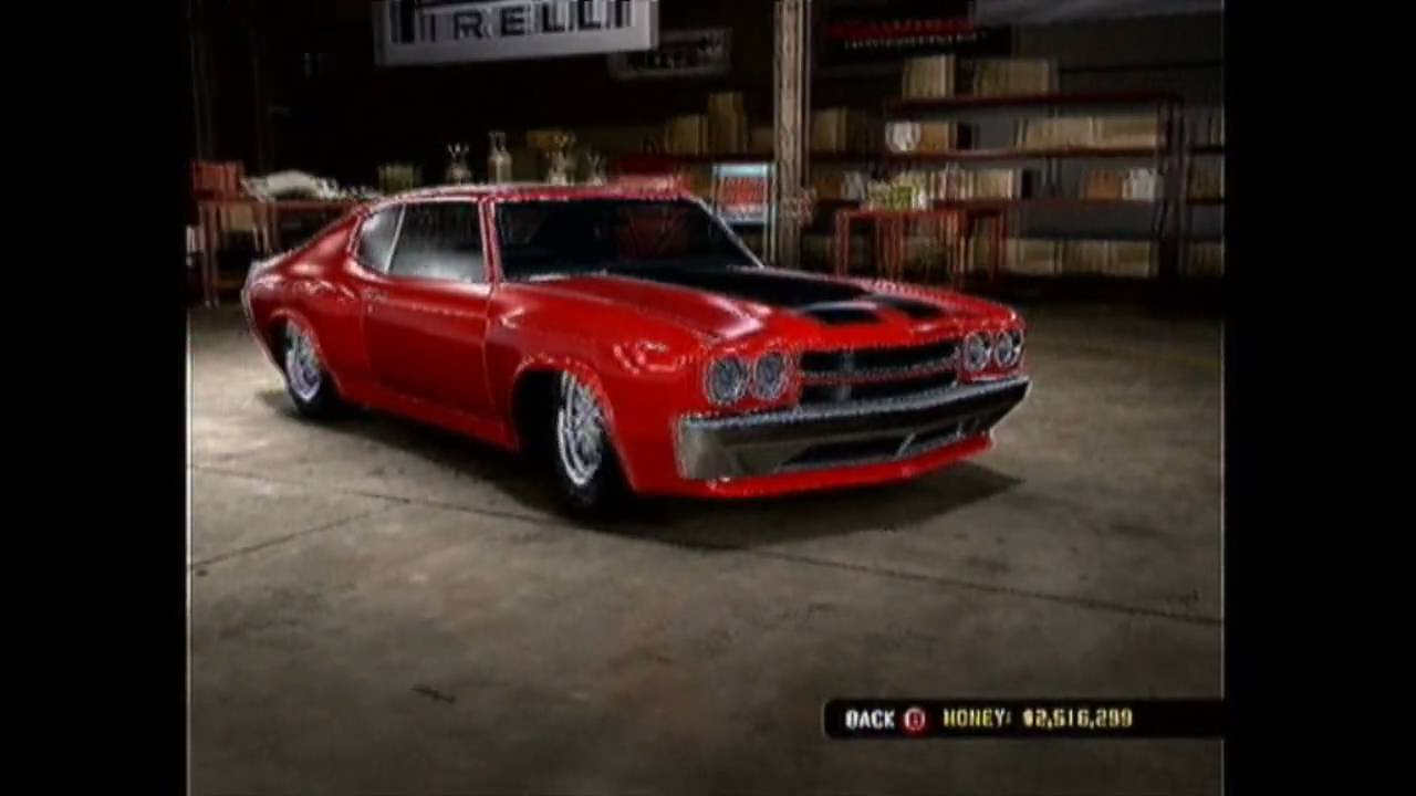 Midnight Club Los Angeles South Central Chevrolet