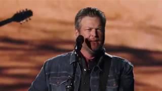 Blake Shelton - God's Country (ACM Awards 2019 Performance)