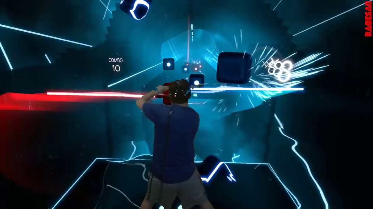Beat Saber Custom Song - The Force Theme (Far Out Remix ...