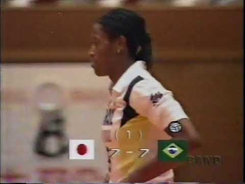 2011 FIVB Volleyball World Grand Prix l Final round l Pool B l Brazil Vs Japan l Set 1+2 from YouTube · Duration:  40 minutes 34 seconds