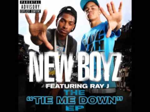 Tie Me Down w Lyrics New Boyz