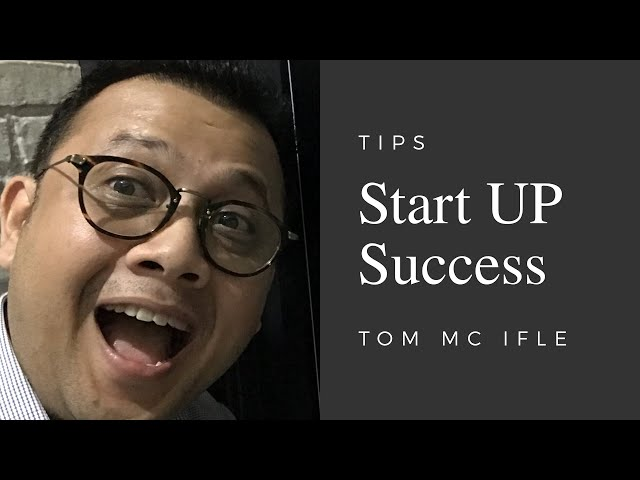 5 KESALAHAN FATAL BISNIS START UP - Tom MC Ifle