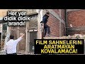 Aksaray'da Film Sahnelerini aratmayan Kovalamaca