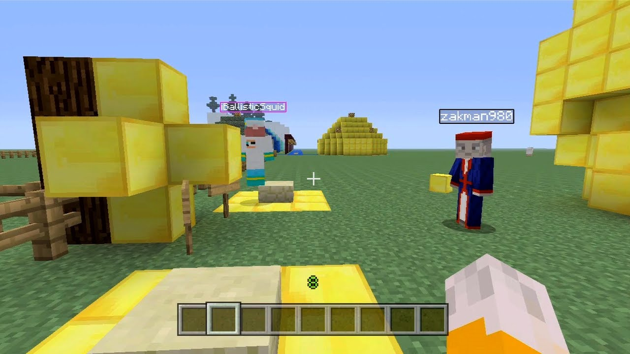 Minecraft Stampy Building