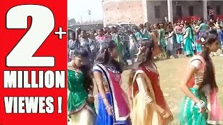 adivasi dance video gujarati