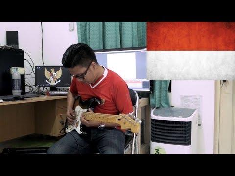 Indonesia Raya - Jankasri (Guitar Instrumental)