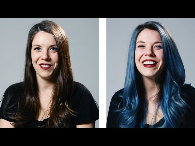 Women Get Their Dream Hair Color For The First Time