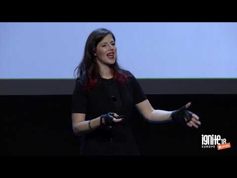 Ignite '18 Europe - Nir Zuk (featuring Keren Elazari) - YouTube
