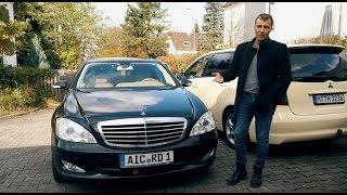 Сломалась Коробка На Mercedes Benz W221 S320 /// Autotechnik Walter
