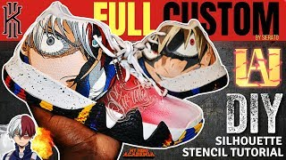 Full Custom | My Hero Academia Kyrie 4 by Sierato
