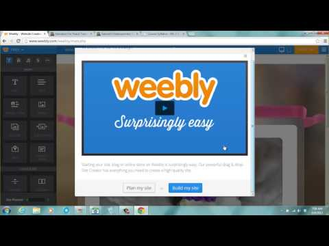 Create Your Website Free With