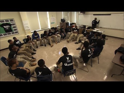 How should U.S. improve opportunity for young men of color?