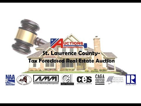Auctions International - Home page