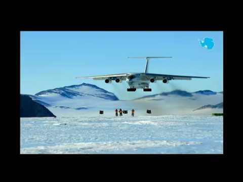 Nick Lewis - Managing Environmental Impacts on Antarctica's Highest Mountains