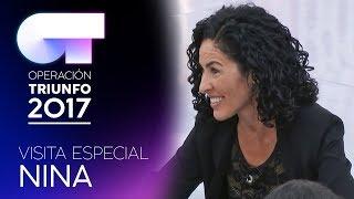 Visita y clase especial con NINA   OT 2017
